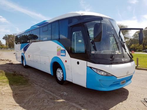 ómnibus colectivo mercedes benz 500 2014 lucero 45 asientos