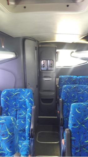 omnibus colectivo mercedes benz 500 2016 saldivia
