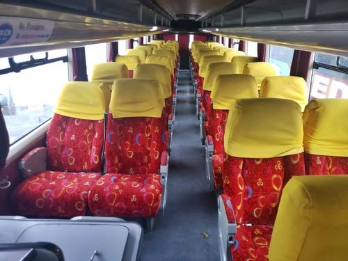 omnibus colectivo mercedes benz 500 año 2012 troyano