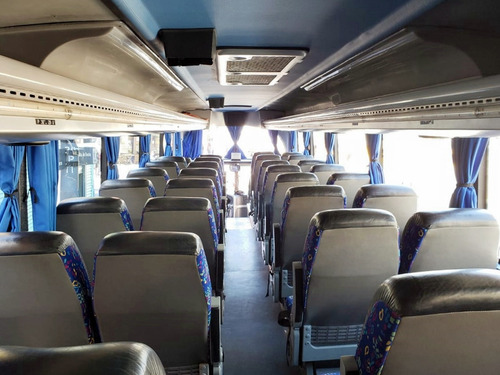 omnibus colectivo mercedes benz 500 metalsur 2011