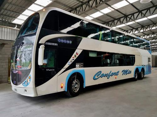 omnibus colectivo mercedes benz 500 rsd 2012 metalsur