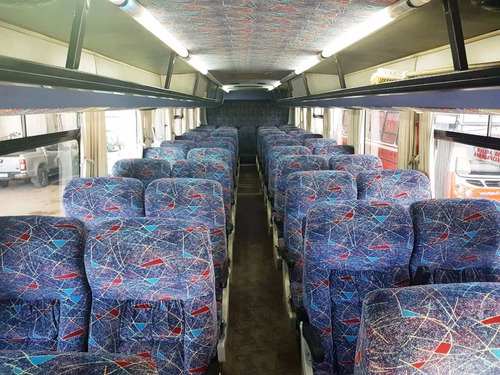 omnibus colectivo volvo b7r saldivia 2007