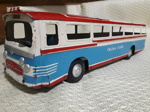 omnibus , colectivo,micro,  bedier costera criolla  chapa 60
