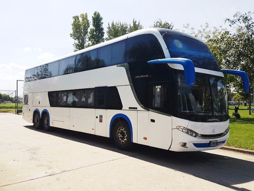 omnibus doble piso mercedes benz 500 2013