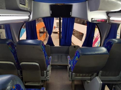 omnibus doble piso mercedes benz 500 2013 metalsur