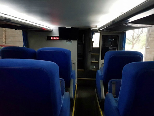 omnibus doble piso mercedes benz 500 2014 comil