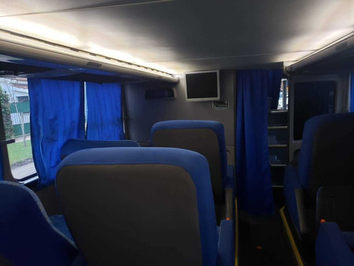 omnibus doble piso mercedes benz 500 2015 comil 60 asientos