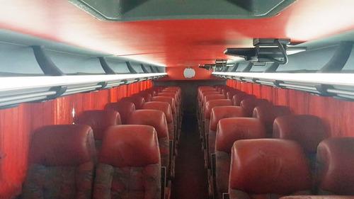 omnibus doble piso mercedes benz 500 rsd 2011