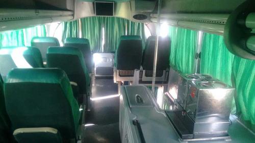 omnibus doble piso modelo 2008  (dueño)  muy buen estado..!