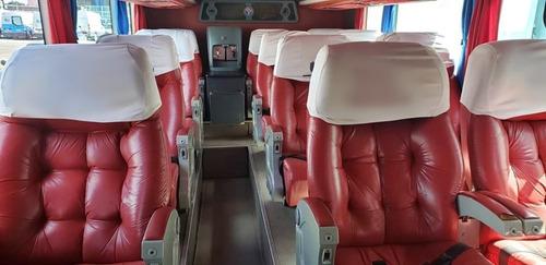 omnibus doble piso scania 420 2012 sudamericana