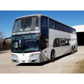 Omnibus Doble Piso Scania K380 2010 Sudamericana