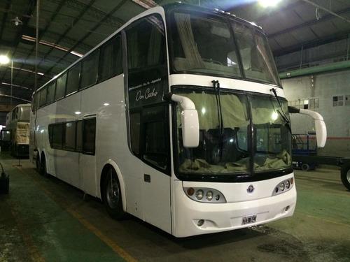 omnibus larga distancia - turismo: scania 2010 - 62 butacas