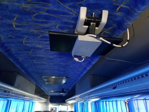 omnibus marcopolo 58 mix mb 500 habilitado en cnrt