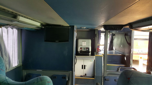 omnibus marcopolo g6 excelente estado m.benz orsd 500