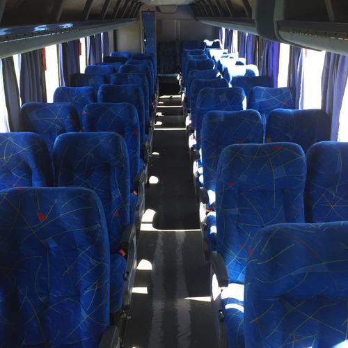 omnibus marcopolo gv1000 con mecanica mercedes con stu