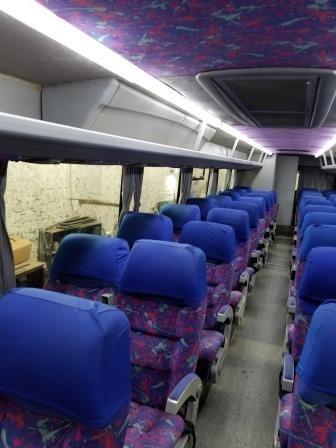 omnibus media distancia mercedes benz 0500m30 modelo 2009