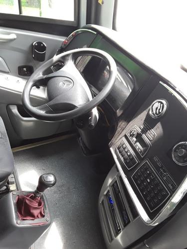 omnibus mercedes benz 0 500 rsd doble piso excelente estado