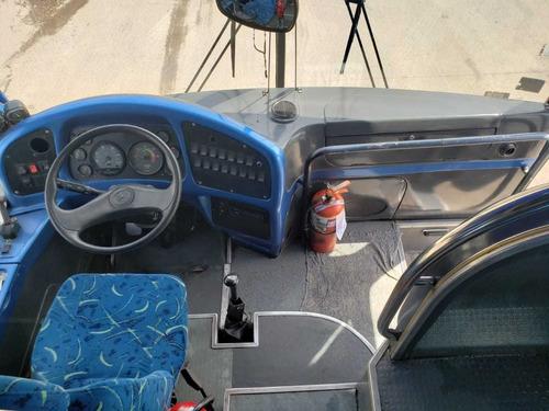ómnibus mercedes benz 500 2005 metalsur 46 con baño