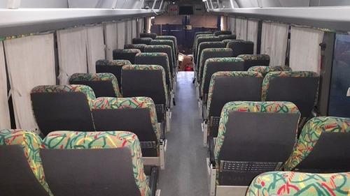 omnibus mercedes benz 500 2008 carroceria saldivia