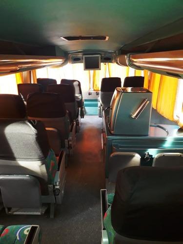 omnibus mercedes benz 500 2008 sudamericana con baño