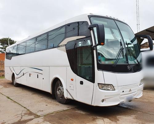omnibus mercedes benz 500 2017 saldivia con baño