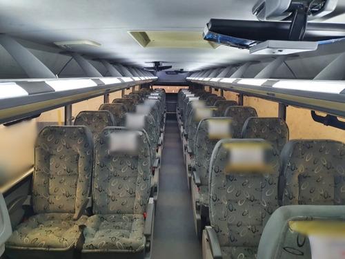 omnibus mercedes benz 500 rsd, 2013, comil 62 asientos