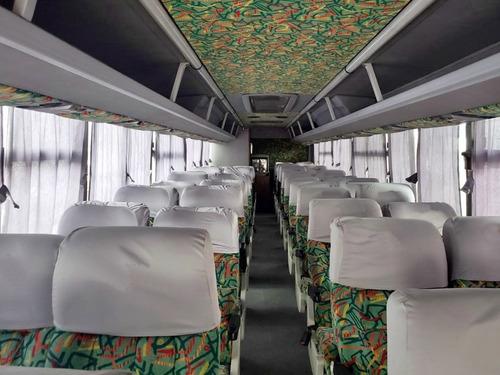 ómnibus mercedes benz 500m 2008 saldivia 42 con baño