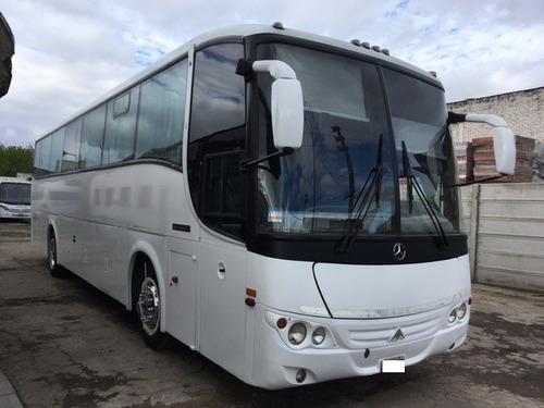omnibus mercedes benz o500 m30 saldivia turismo 2008 45 pax