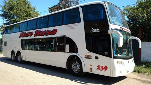 omnibus mercedes benz o500rsd sudamericana-metalsur-nicoolo