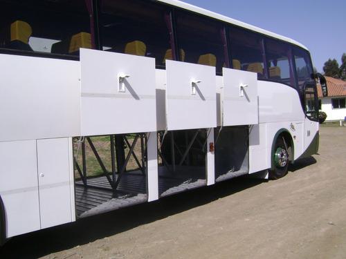 ómnibus mercedes benz om 500 , modelo 2006 , 400.000 km