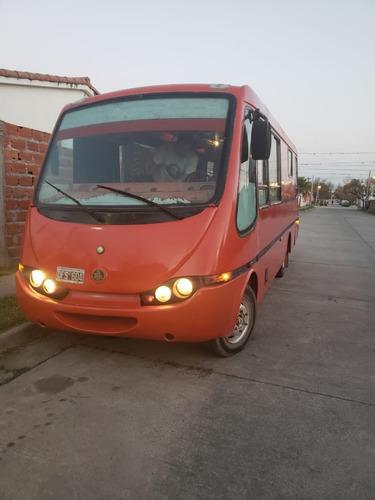 omnibus | minibus 814 mercedes benz | ideal motorhome