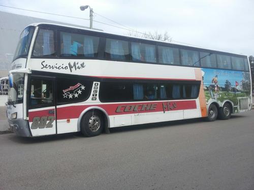 omnibus scania caja super confort 2001