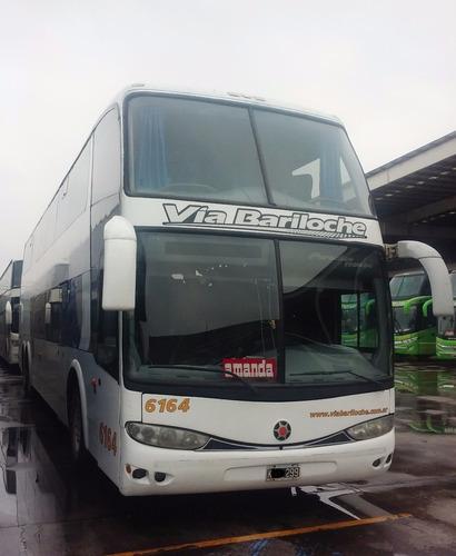 omnibus scania k380 6x2 opti  2011 carrozado marcopolo