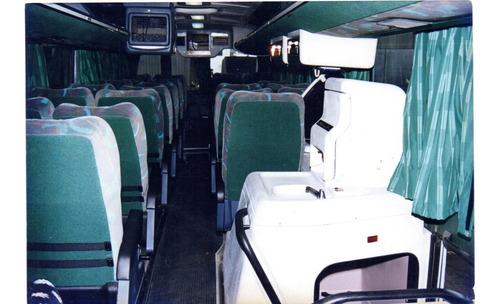 ómnibus scania panorámico buscar - año 1998