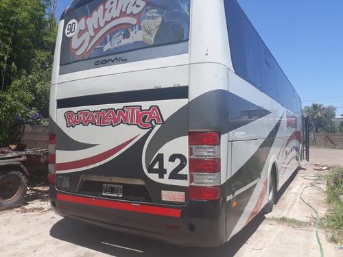 omnibus volkswagen 18320 / comil 2015  $2.000.000 y cuotas
