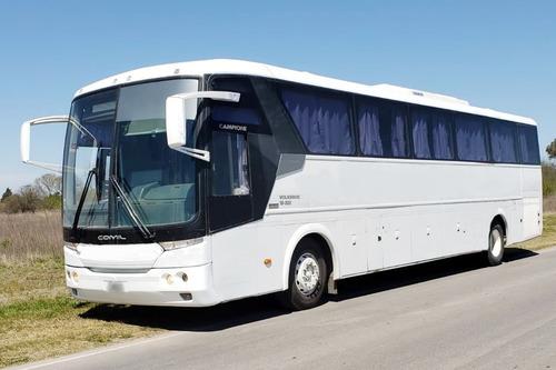omnibus volkswagen 18620 carrocería comil 2009
