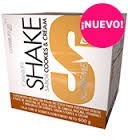 omnilife shake x 12 sobres (cookies and cream)