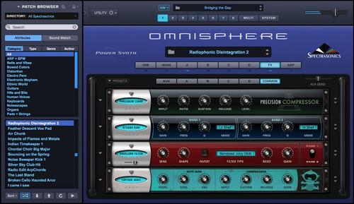 omnisphere 2 - spectrasonics - vst para windows completo pc