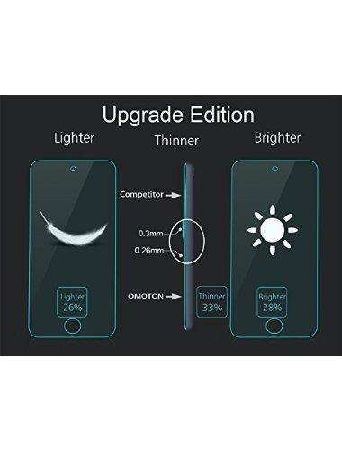 omoton nuevo ipod touch (gen 6 de 2015 lanzado) pantalla de