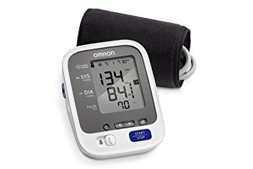 omron 7 series superior del brazo monitor de presión arteri