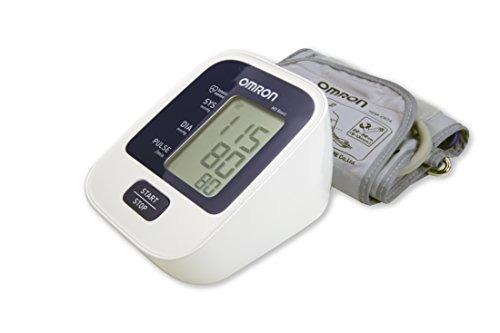 omron automático de brazo para la presión arterial (pa) mon