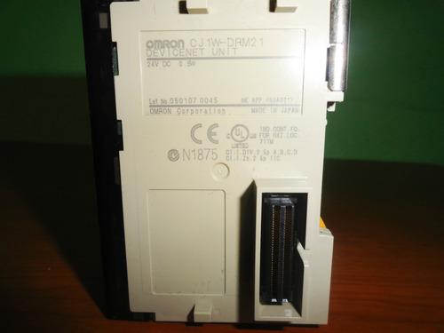 omron unidad devicenet para la serie cj1w-drm21 *