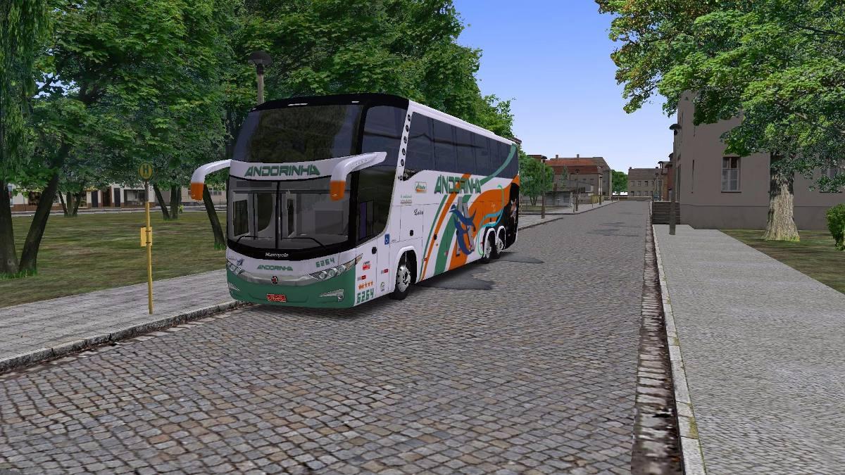Omsi The Bus Simulator (mod Ônibus Brasileiro) Pc