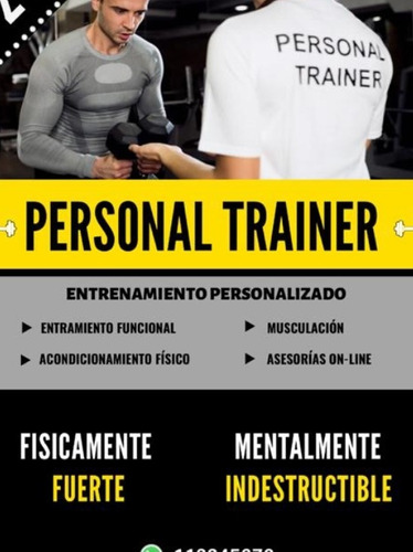on line personal trainer