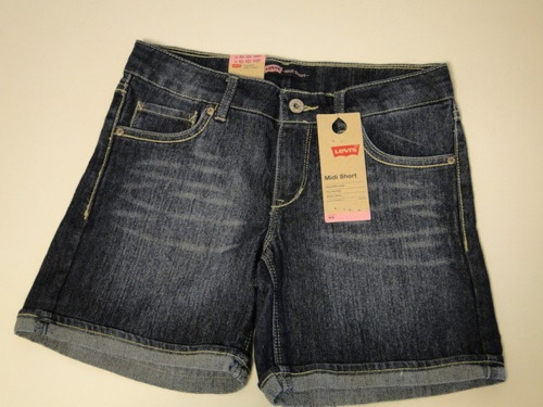 on sale! short levis de jean t.14 regular midi short