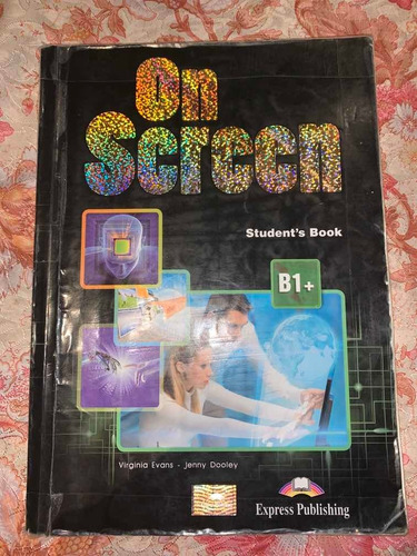 on screen b1+ student book