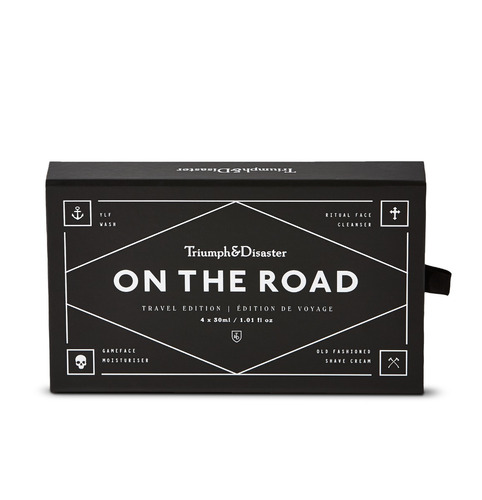 on the road  kit de viaje