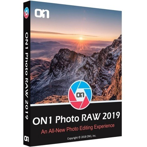 Resultado de imagen de ON1 Photo RAW 2019