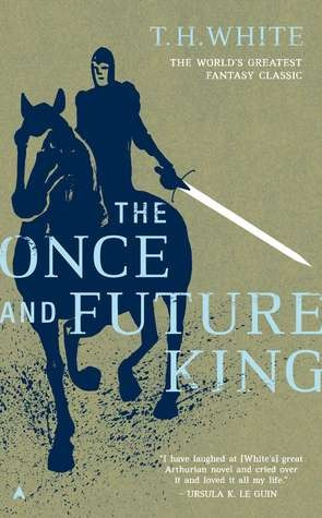 once & future king the ace  de white t h