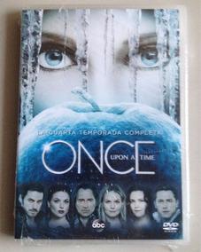 Once Upon A Time La Cuarta Temporada 5 Dvds Nuevo Nacional